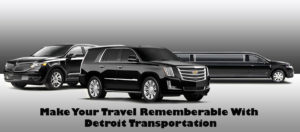 Detroit Metro Airport Transportation
