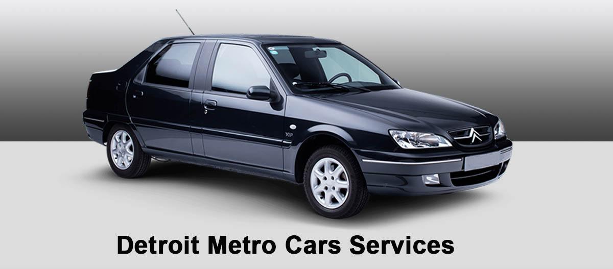 Metro Cars Detroit >> Metro Detroit Car Limo Service Metro Luxury Sedan